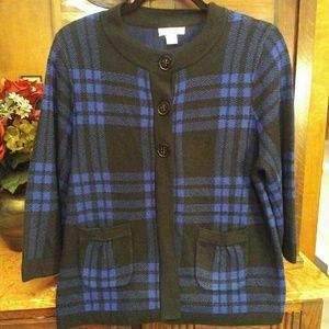 Hampshire Studio Sweater Jacket L